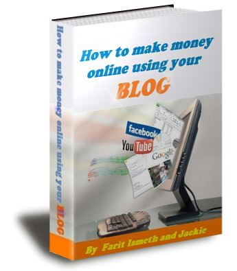 How to make money online using BLOG